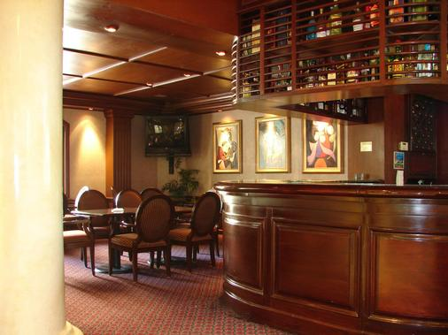 萨菲皇家豪华酒店 - 蒙特雷 - 酒吧