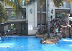 萨菲塔皇家豪华酒店 - 蒙特雷 - 游泳池