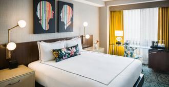 华盛顿特区希尔顿逸林酒店 - 华盛顿 - 睡房