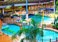 斯普利特岩度假村 - 莱克哈莫尼 - 游泳池