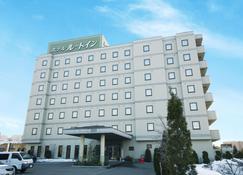 米泽站东路线酒店 - 米泽市 - 建筑