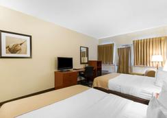 阿桑德连锁酒店成员盖特威套房酒店 - 大洋城 - 睡房