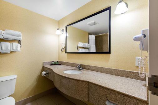 阿桑德连锁酒店成员盖特威套房酒店 - 大洋城 - 浴室