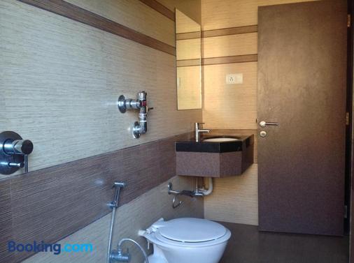 帕尔斯酒店 - 孟买 - 浴室