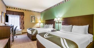 圣安东尼奥嘉年华六旗品质酒店 - 圣安东尼奥 - 睡房