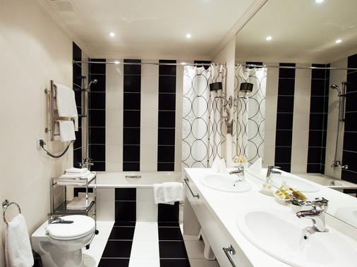 马特廖什卡广场商务酒店 - 萨马拉 - 浴室