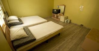森林青年旅馆 - 济州 - 睡房
