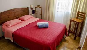曼奇住宿加早餐旅馆 - 圣地亚哥 - 睡房