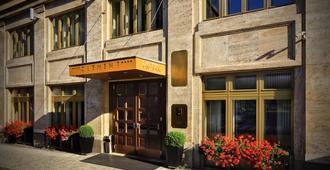克莱门酒店 - 布拉格 - 酒店入口