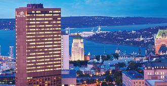 魁北克德耳塔酒店 - 魁北克市 - 建筑