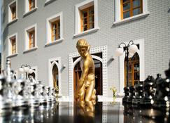 艺术 A 设计酒店 - 萨索斯 - 建筑