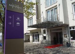 马格德堡广场美居酒店 - 马格德堡 - 建筑