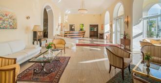 贝勒维悠乐最佳西方酒店 - 卢加诺 - 大厅