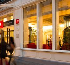布卢瓦中心城堡宜必思酒店