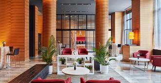 明尼阿波利斯洛伊斯酒店 - 明尼阿波利斯 - 大厅