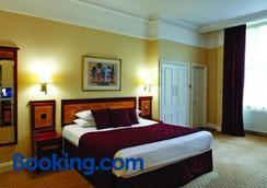 伦敦克拉伦登农庄酒店 - 伦敦 - 睡房