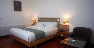 巴尼翁度假村 - 马纳里 - 睡房
