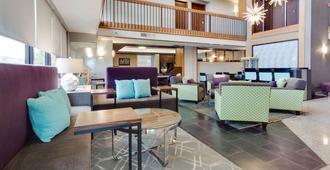 圣安东尼奥东北德鲁利套房酒店 - 圣安东尼奥 - 休息厅