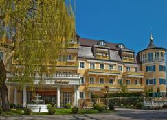 丰特奈城堡酒店 - 巴特沃里斯霍芬 - 建筑