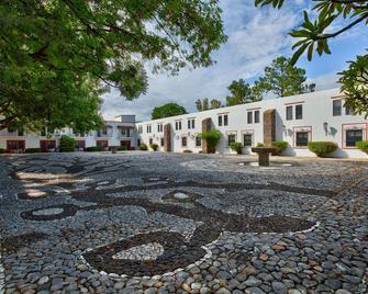 布里萨斯尤里察庄园酒店 - 克雷塔罗 - 建筑