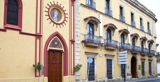 伊塔卡赫雷斯酒店 - 赫雷斯-德拉弗龙特拉 - 建筑