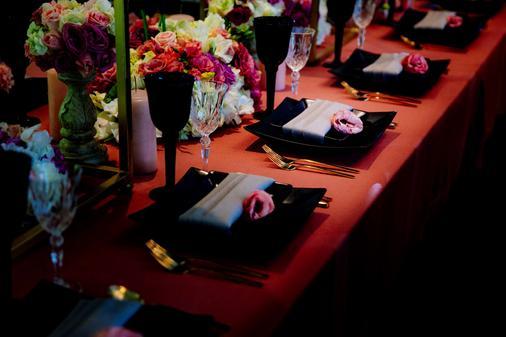 克里斯托尔大酒店-墨西哥城改革大道1号 - 墨西哥城 - 宴会厅