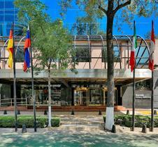 克里斯托尔大酒店-墨西哥城改革大道1号