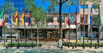 墨西哥巴塞罗雷福玛酒店 - 墨西哥城 - 建筑