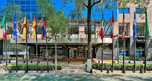 克里斯托尔大酒店-墨西哥城改革大道1号 - 墨西哥城 - 建筑
