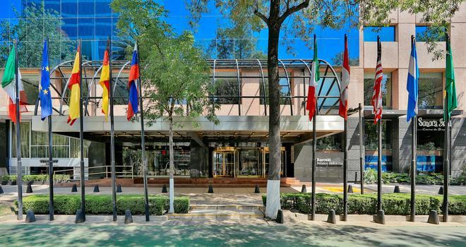 墨西哥城巴塞罗雷福玛酒店 - 墨西哥城 - 建筑