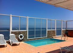 佛罗伦萨套房公寓酒店 - 安托法加斯塔 - 游泳池