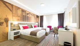 特斯拉精智住宿酒店 - 贝尔格莱德 - 睡房