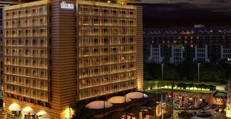 伊斯坦布尔迪旺酒店 - 伊斯坦布尔 - 建筑