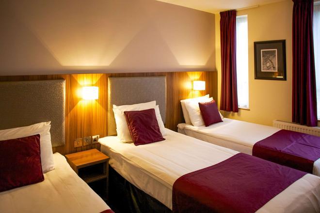 汉普斯泰德品质酒店 - 伦敦 - 睡房