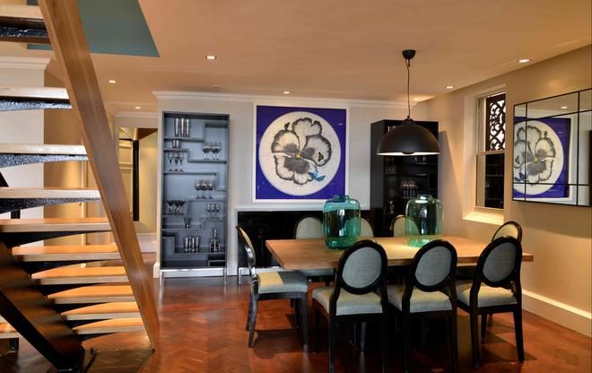 开普敦皇家豪华酒店 - 开普敦 - 餐厅