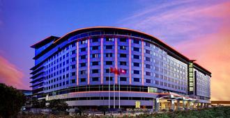 富豪机场酒店 - 香港 - 建筑