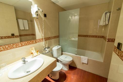 阿斯顿日光酒店 - 巴塞罗那 - 浴室