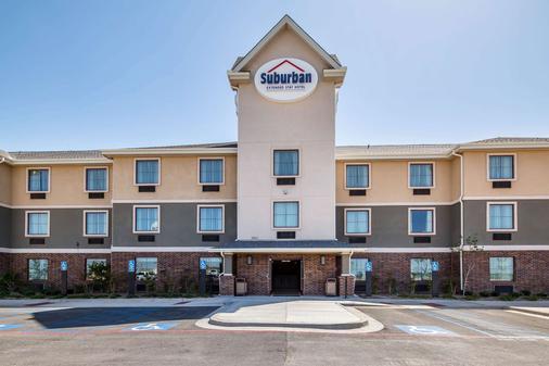 米德兰郊区长住酒店 - 米德兰 - 建筑