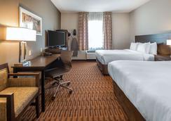 米德兰郊区长住酒店 - 米德兰 - 睡房
