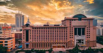 北京港中旅维景国际大酒店 - 北京 - 建筑