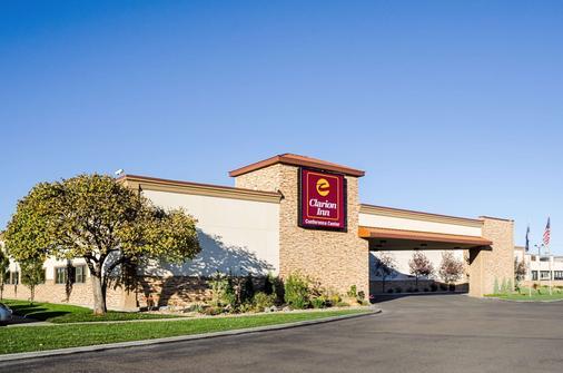 花园城US-83号公路克拉丽奥酒店 - 加登城(堪萨斯州) - 建筑
