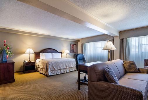 花园城US-83号公路克拉丽奥酒店 - 加登城(堪萨斯州) - 睡房