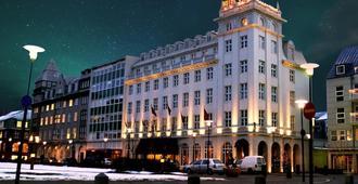 博格酒店 - 雷克雅未克 - 建筑