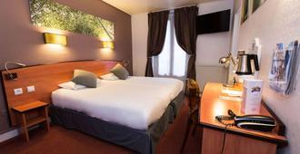 基里亚德意大利格贝林十三酒店 - 巴黎 - 睡房