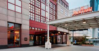 克里夫兰市中心基塔万豪酒店 - 克利夫兰 - 建筑