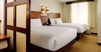 盐湖城市中心凯悦广场酒店 - 盐湖城 - 睡房
