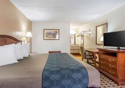 伊克诺拉奇旅馆-中城 - 萨凡纳 - 睡房