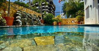 风铃精品酒店 - 圣胡安 - 游泳池