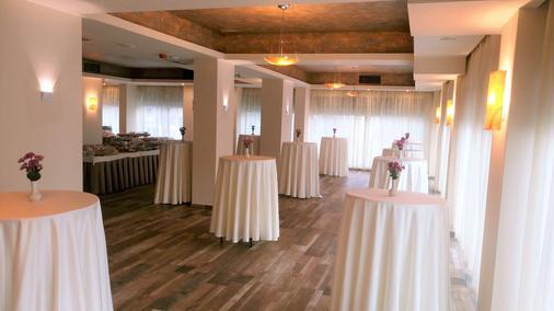 瓦尔纳金色郁金香酒店 - 瓦尔纳 - 宴会厅