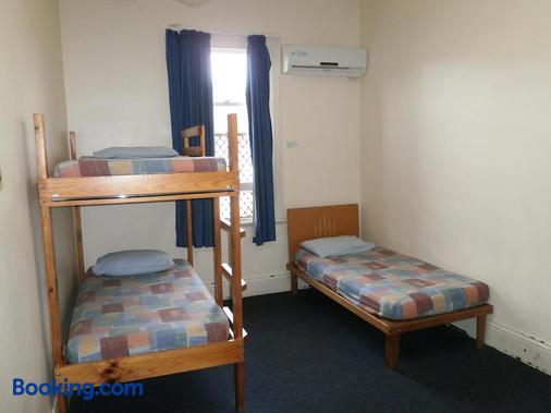 朗塞斯顿背包客旅馆 - 伦瑟斯顿 - 睡房